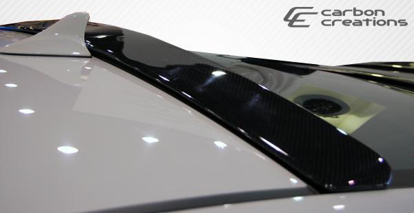 Extreme Dimensions Carbon Fiber Hatch Spoiler Importshark Com