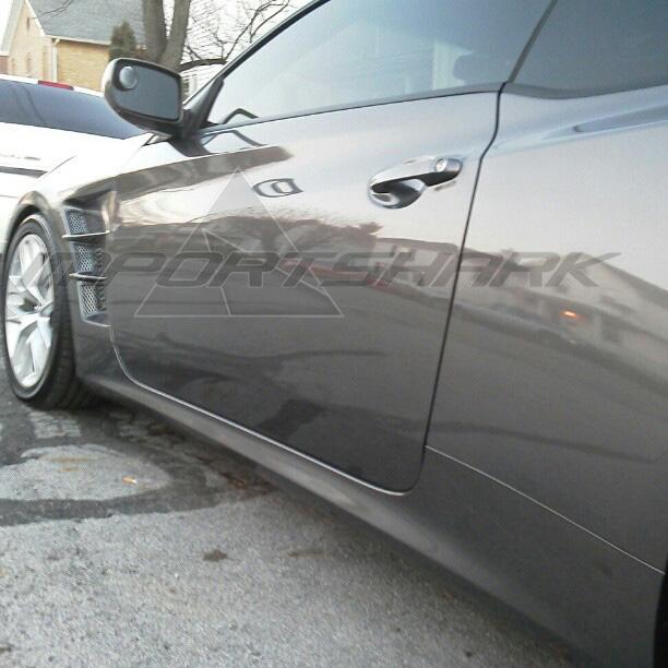 333 Best Genesis Coupe Images On Pinterest: ABS Dynamics H2 Fenders, Importshark.com
