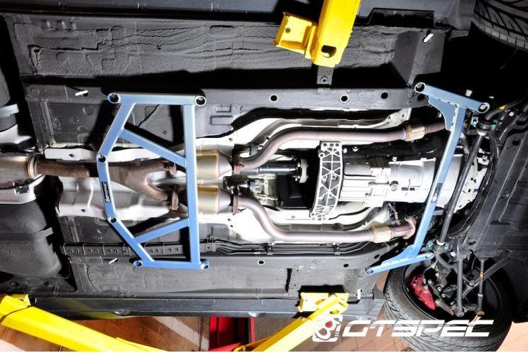 Gt Spec Mid Chassis Brace Importshark Com