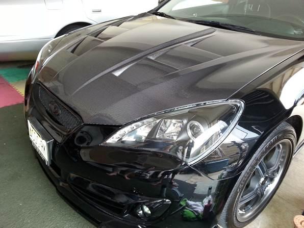 Hc Racing Hood  Cf   Importshark Com
